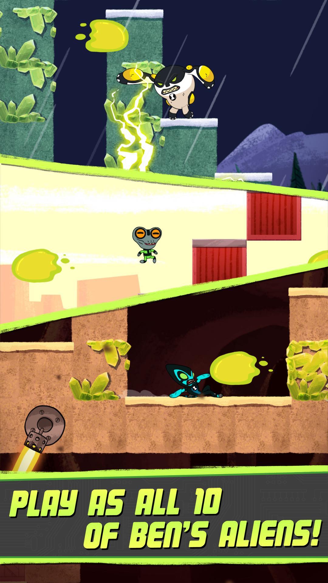 Super Slime Ben 1.2 Screenshot 1