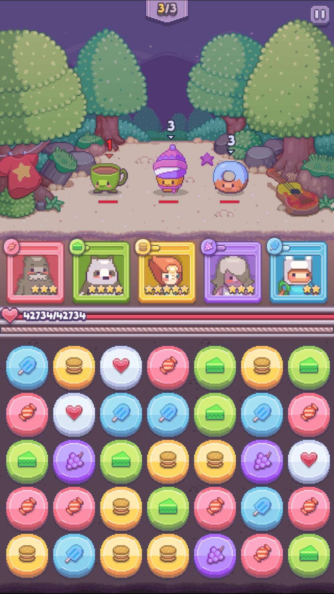 Cartoon Network Match Land 1.2.0 Screenshot 18