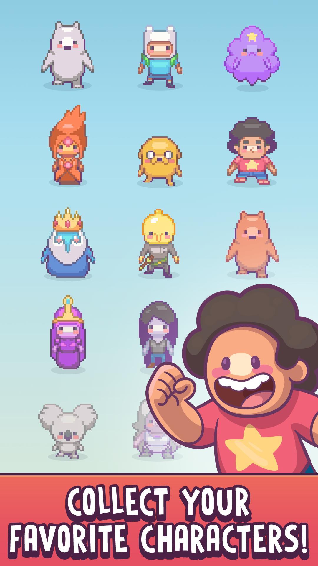 Cartoon Network Match Land 1.2.0 Screenshot 2