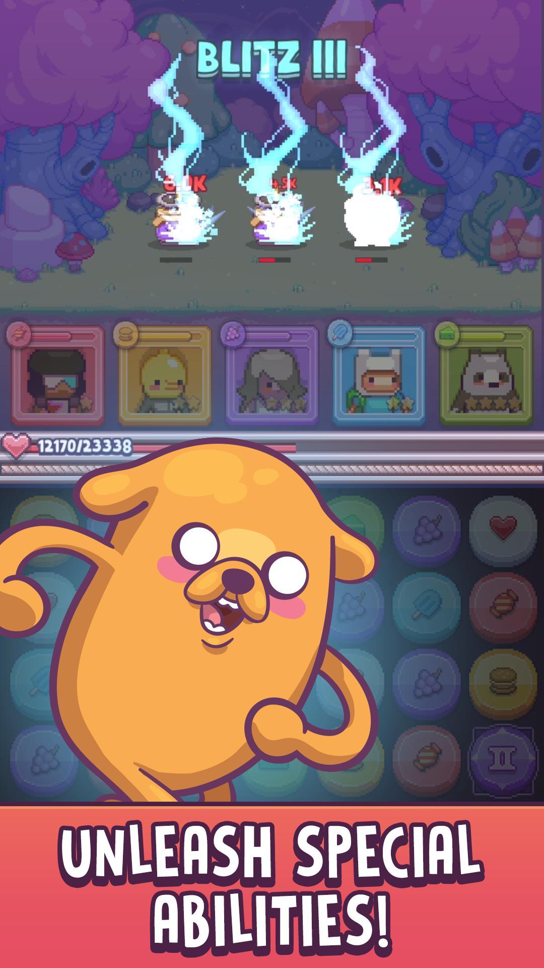 Cartoon Network Match Land 1.2.0 Screenshot 4