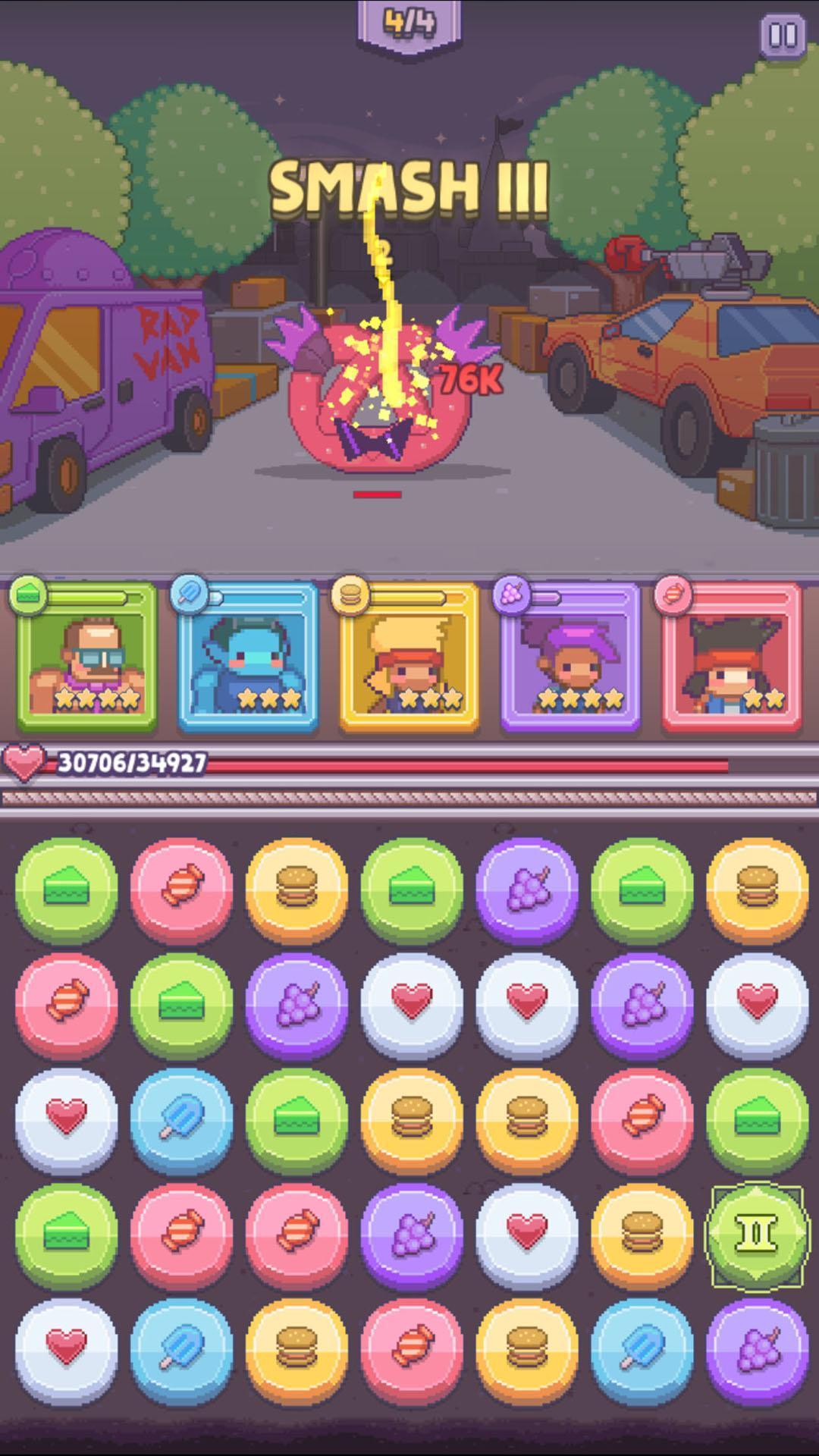 Cartoon Network Match Land 1.2.0 Screenshot 6