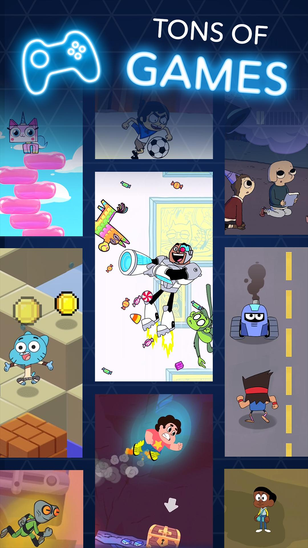Cartoon Network Arcade 2.1.5307 Screenshot 1