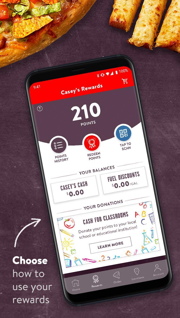 Casey's 6.2.1 Screenshot 2