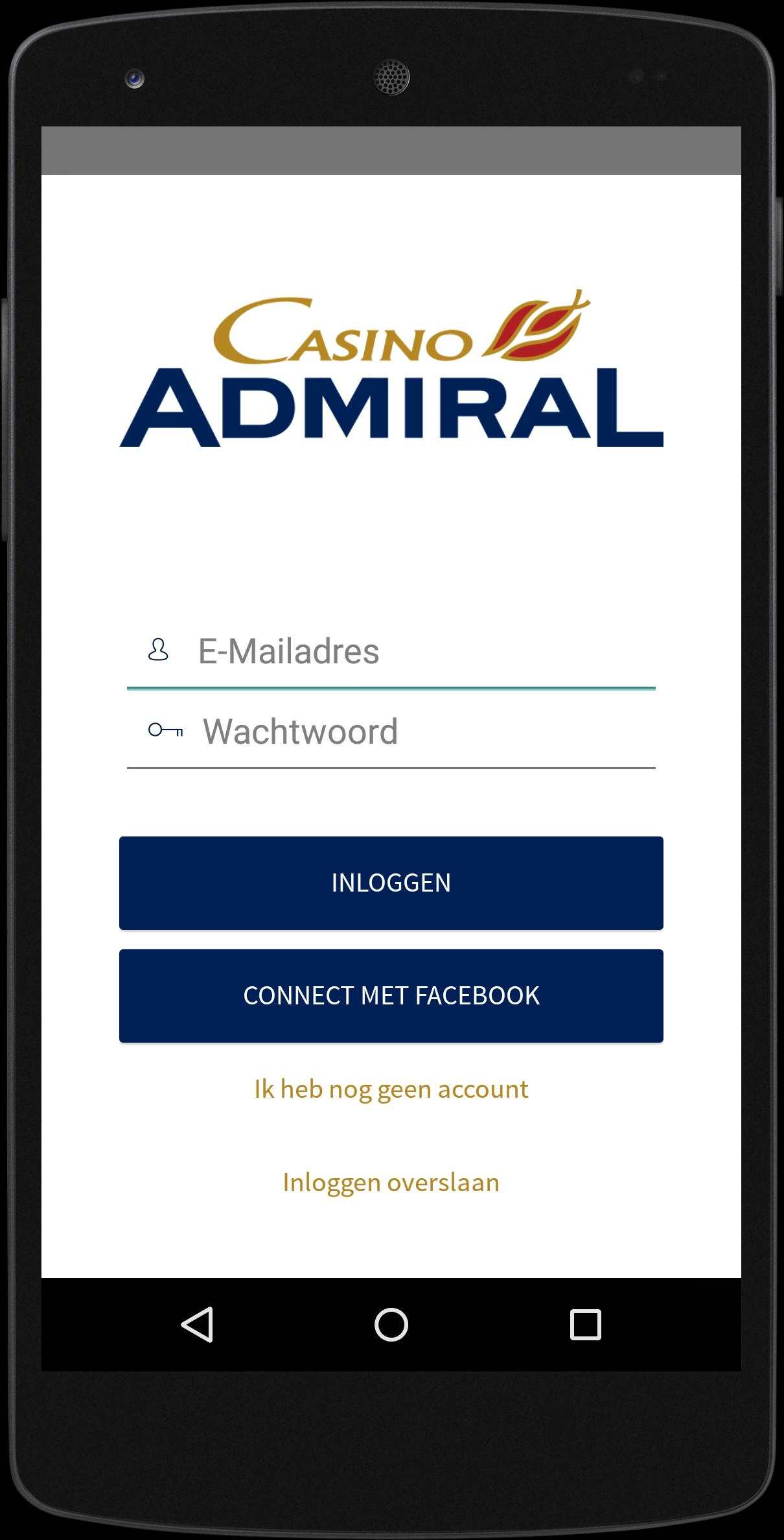 Casino Admiral Holland 1.4.2 Screenshot 1