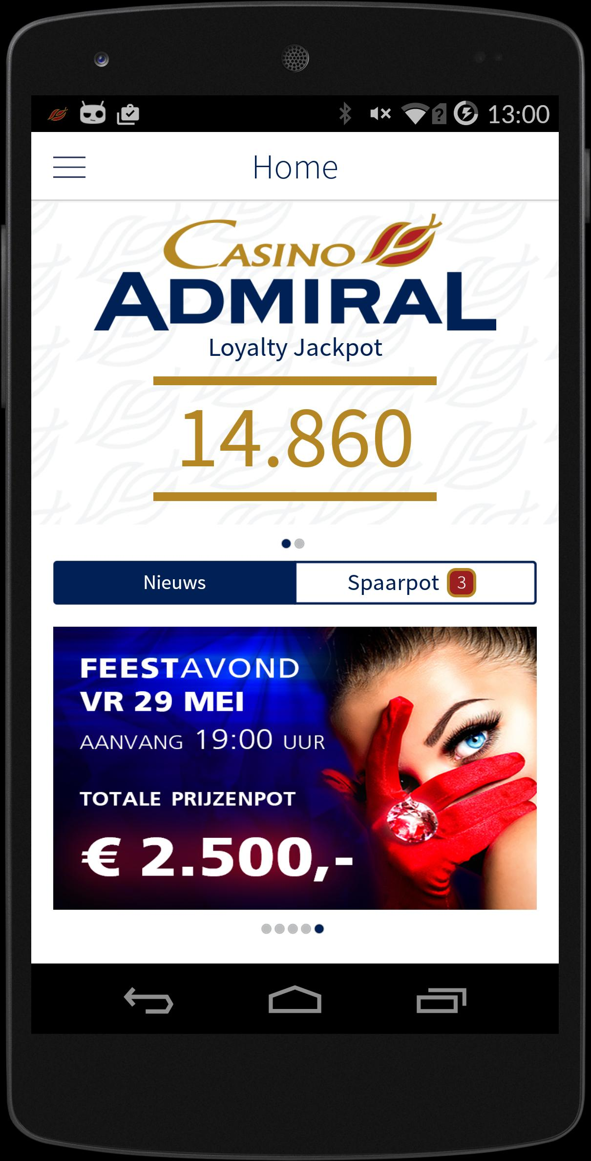 Casino Admiral Holland 1.4.2 Screenshot 2