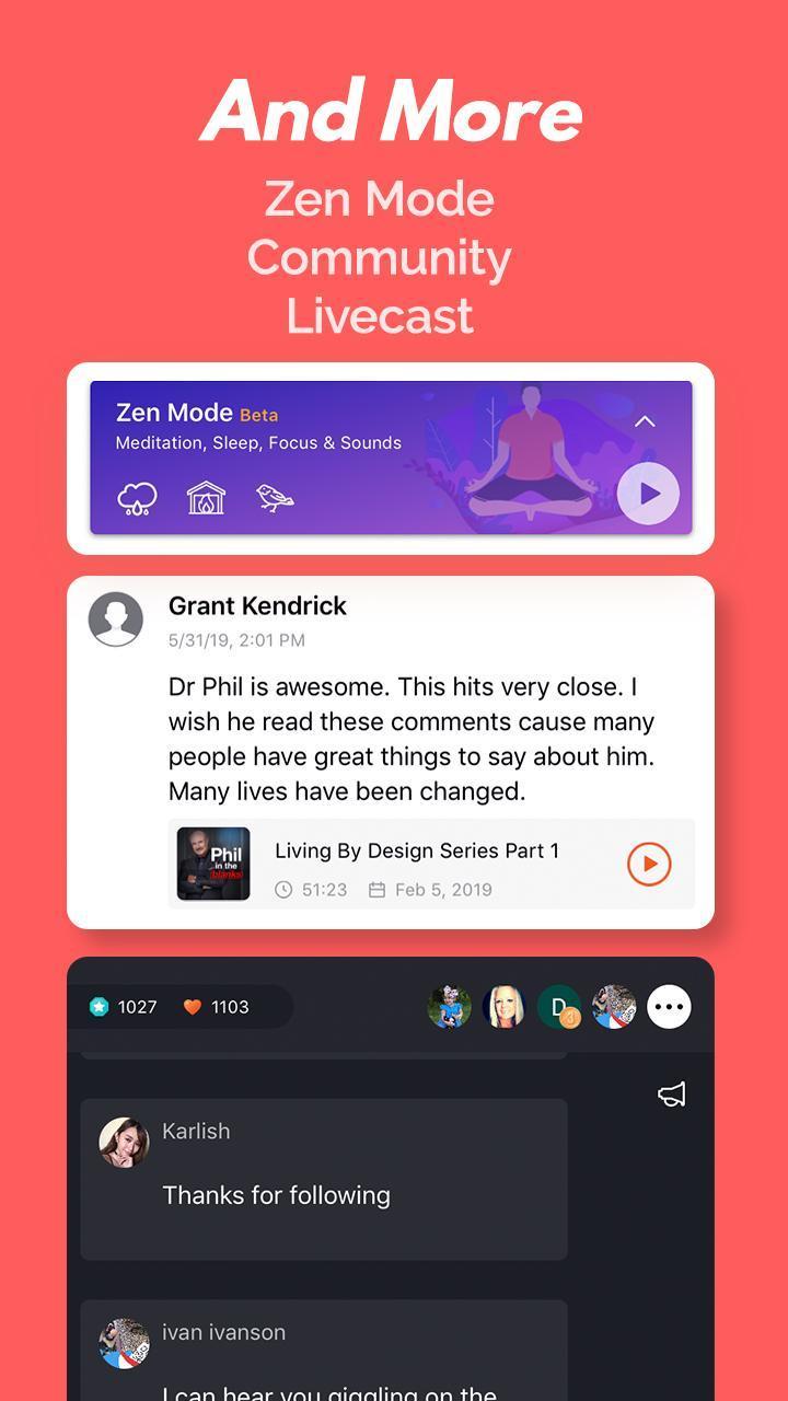 Podcast Player & Podcast App - Castbox 8.19.0-200927161 Screenshot 3