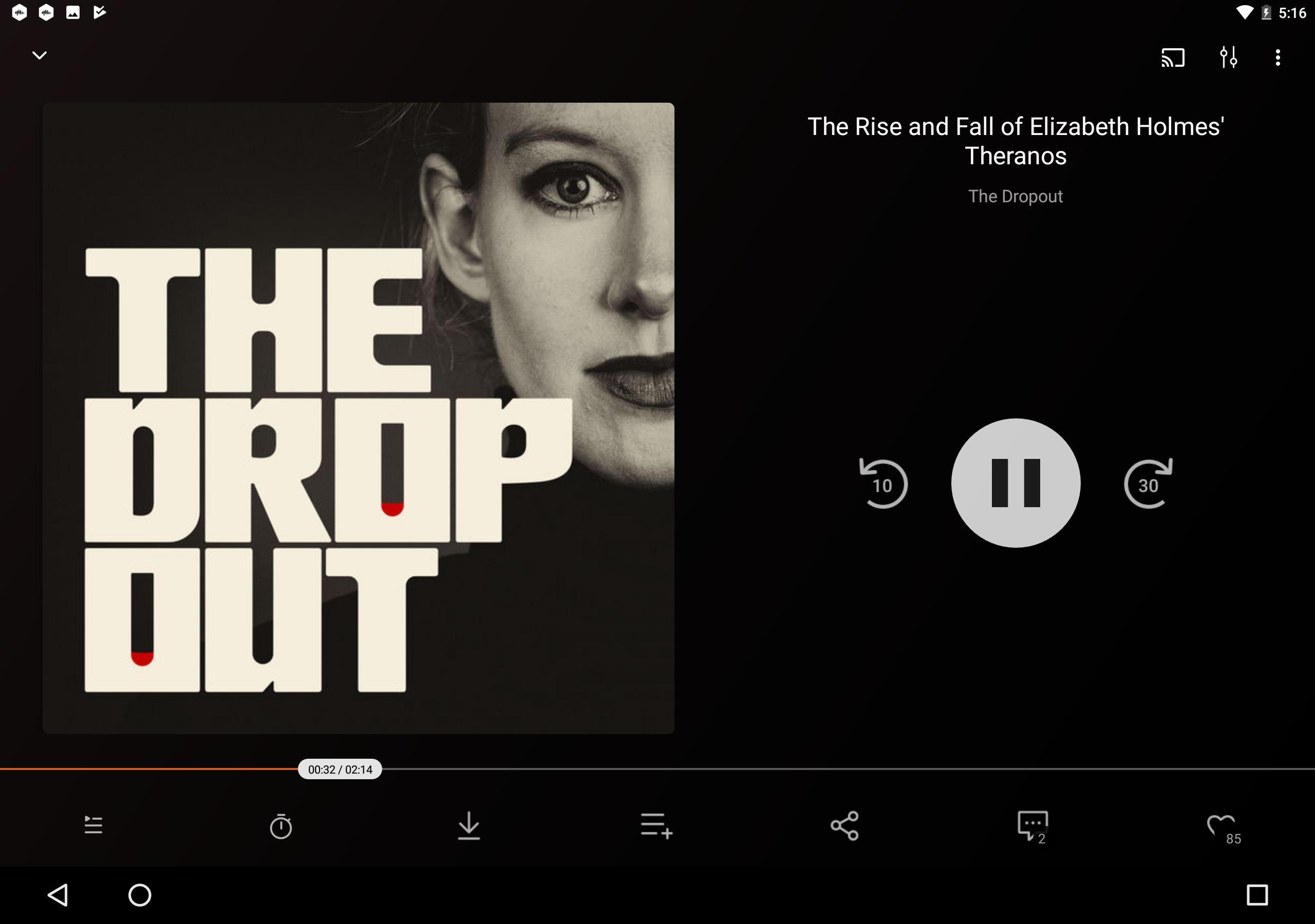 Podcast Player & Podcast App - Castbox 8.19.0-200927161 Screenshot 9