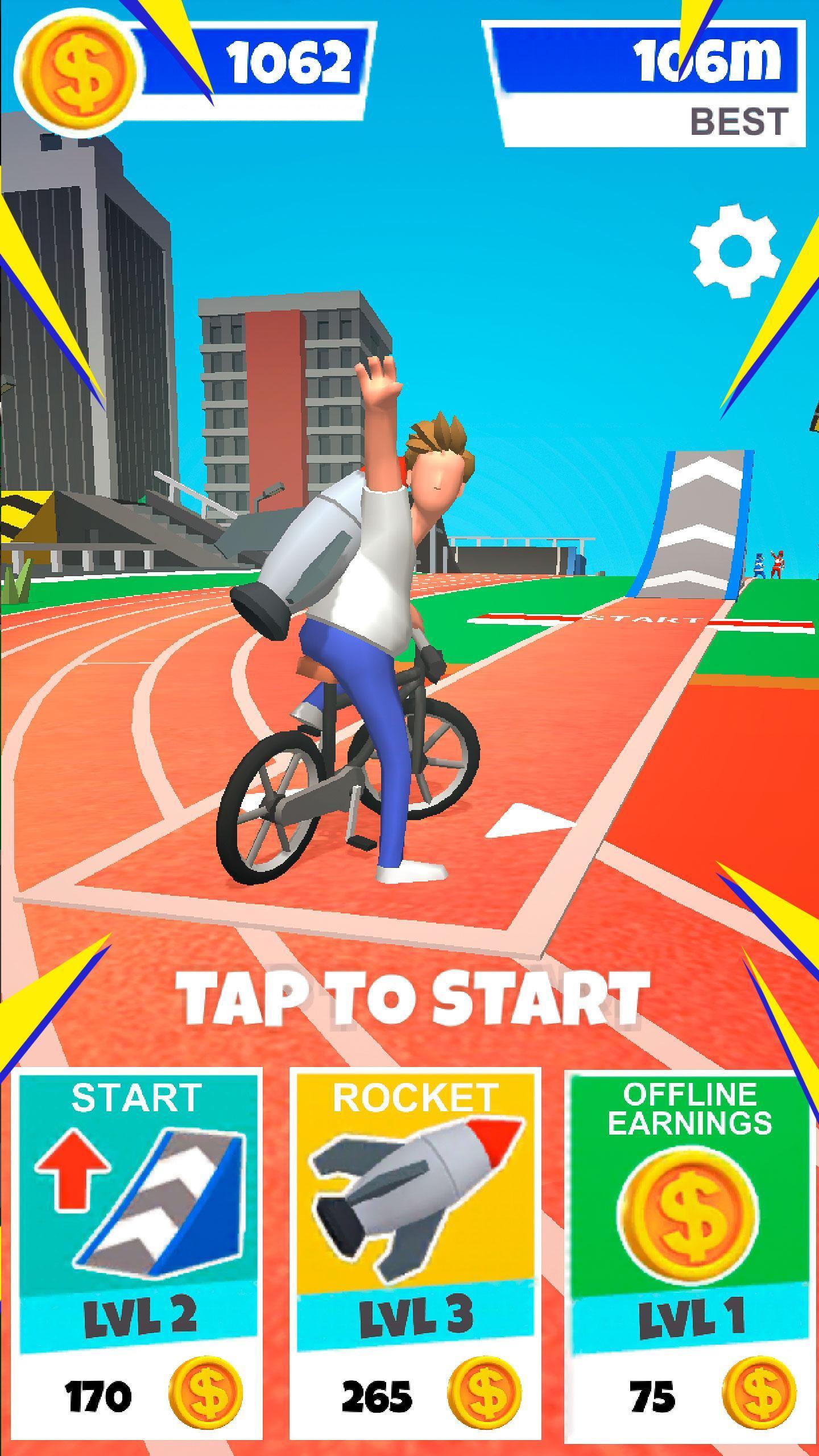 Bike Hop Be a Crazy BMX Rider 1.0.58 Screenshot 1