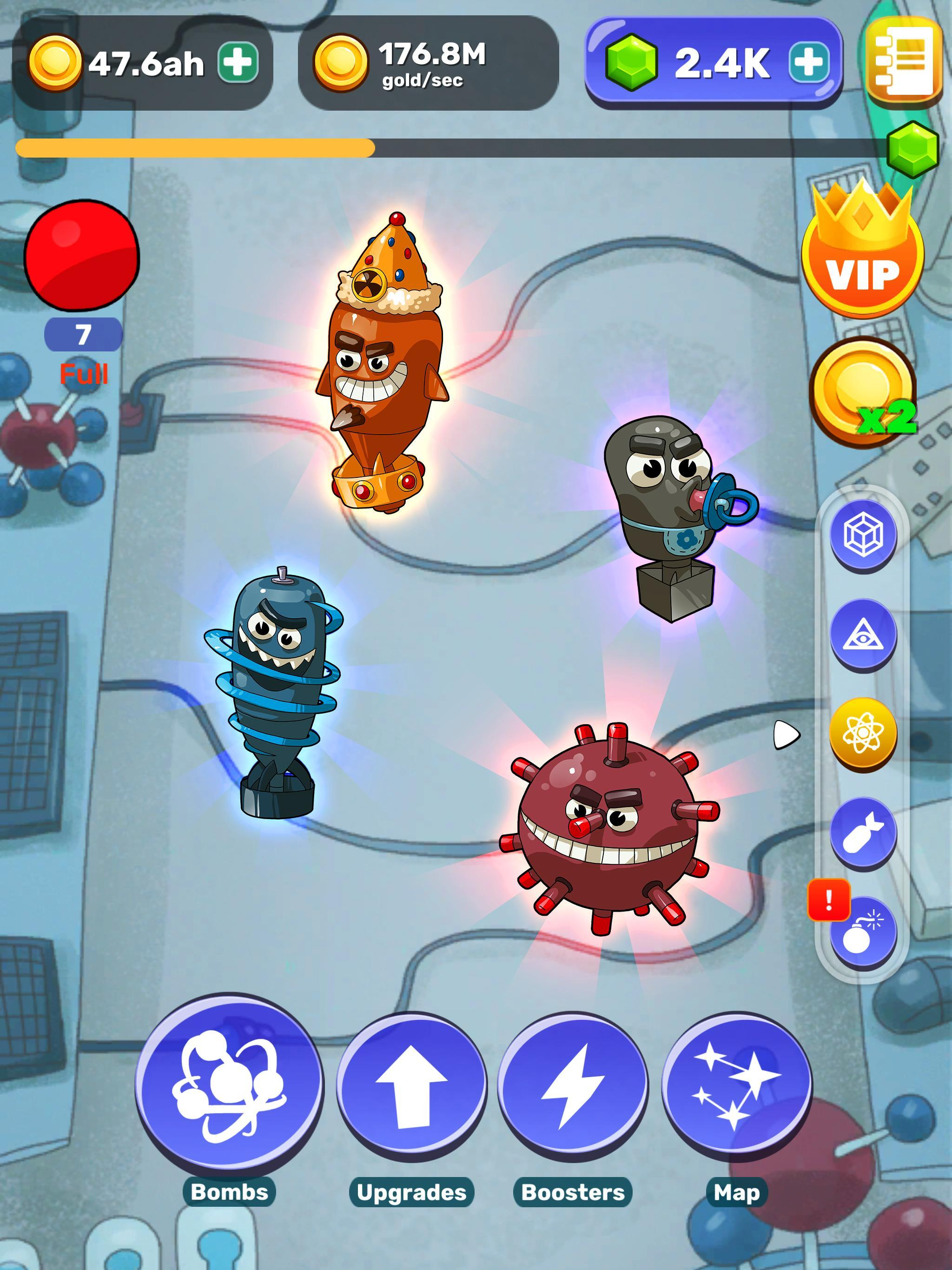 BIG BANG Evolution 1.1.28 Screenshot 7
