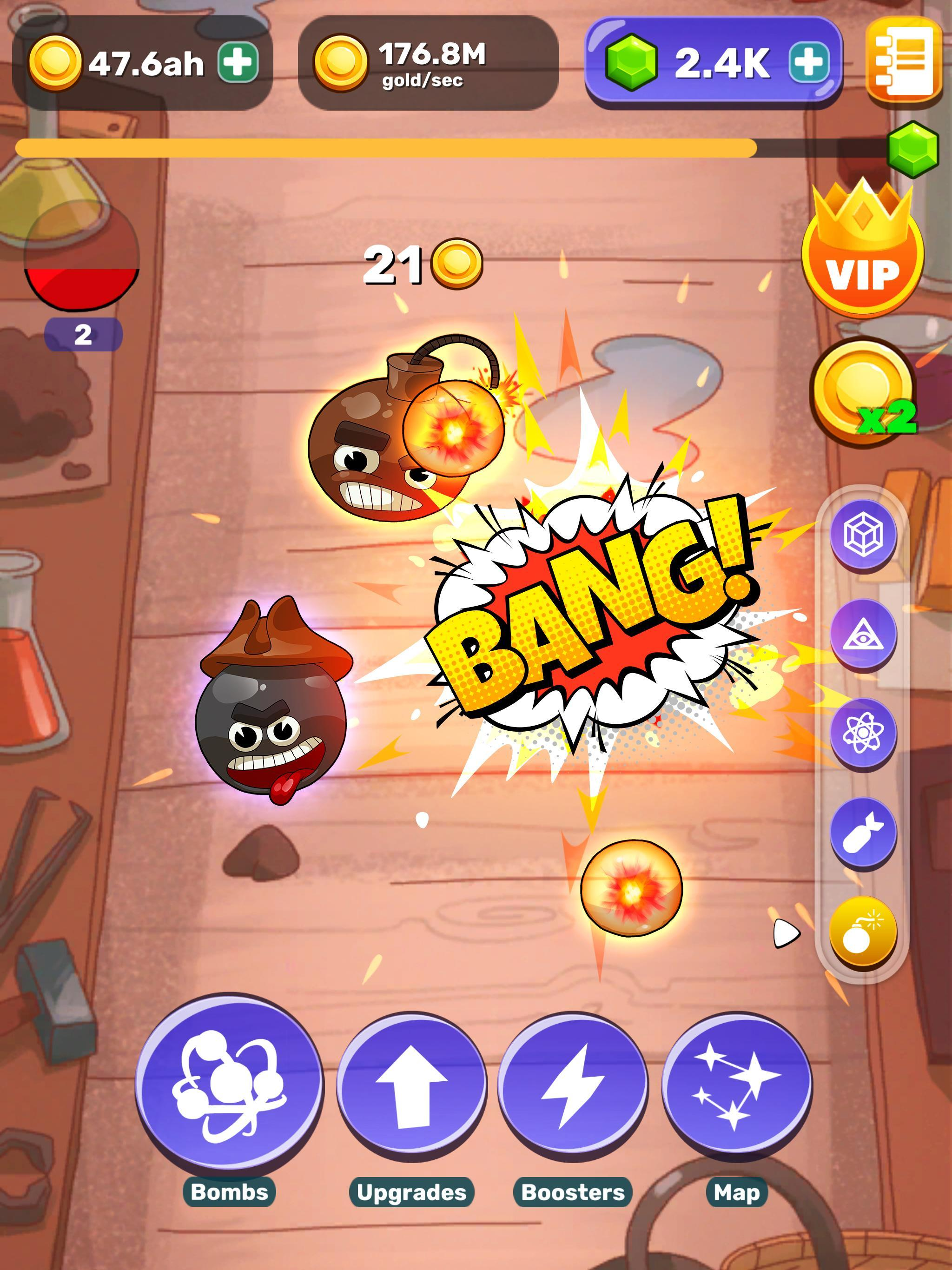 BIG BANG Evolution 1.1.28 Screenshot 8