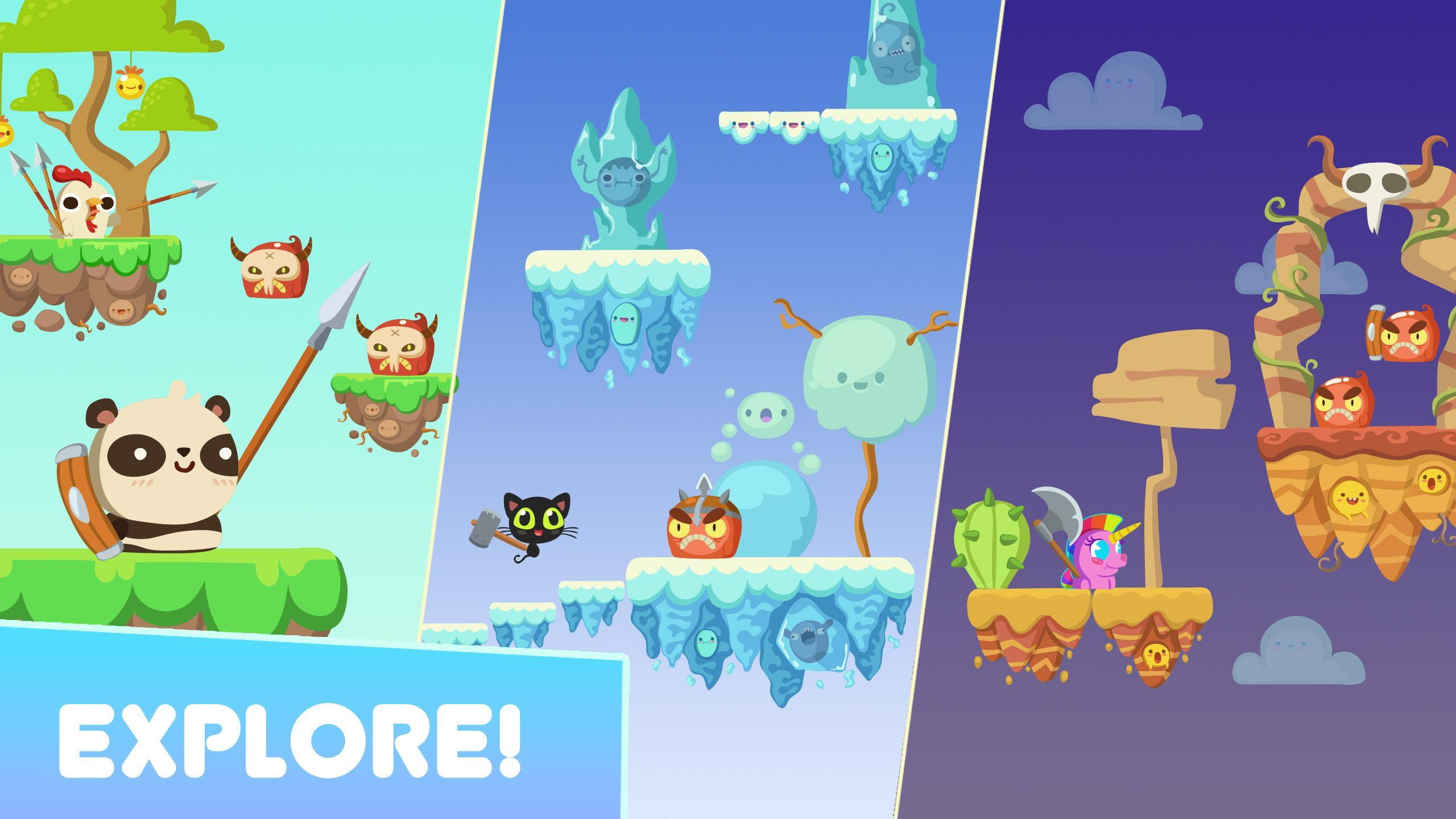 Jumping Slime 0.93 Screenshot 9