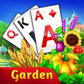 Solitaire Garden - TriPeaks Story app icon