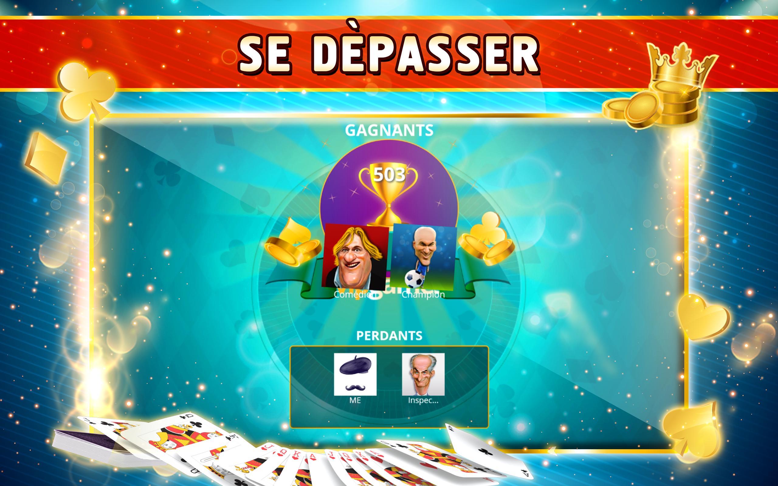Belote Offline Single Player Card Game 2.0.23 Screenshot 10