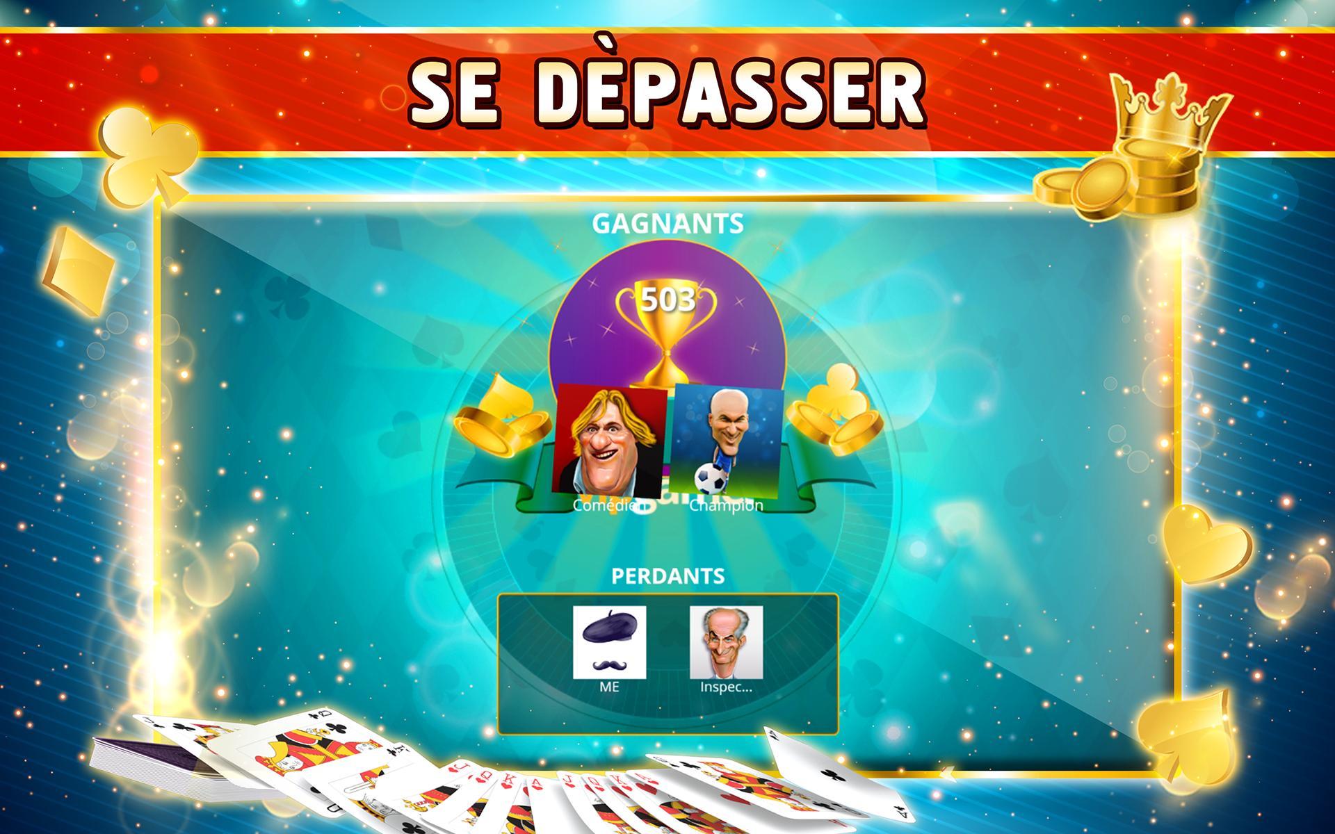 Belote Offline Single Player Card Game 2.0.23 Screenshot 15