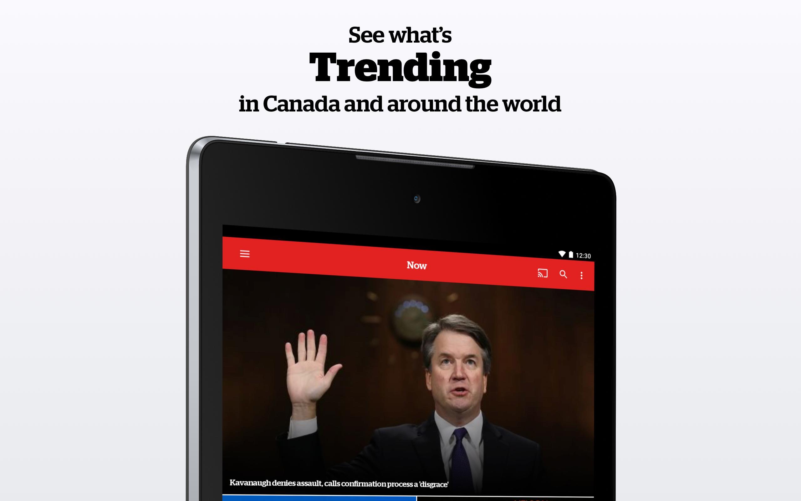 CBC News 4.3.1 Screenshot 11