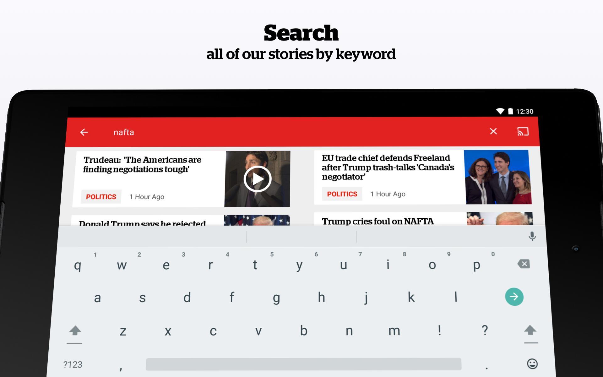 CBC News 4.3.1 Screenshot 21