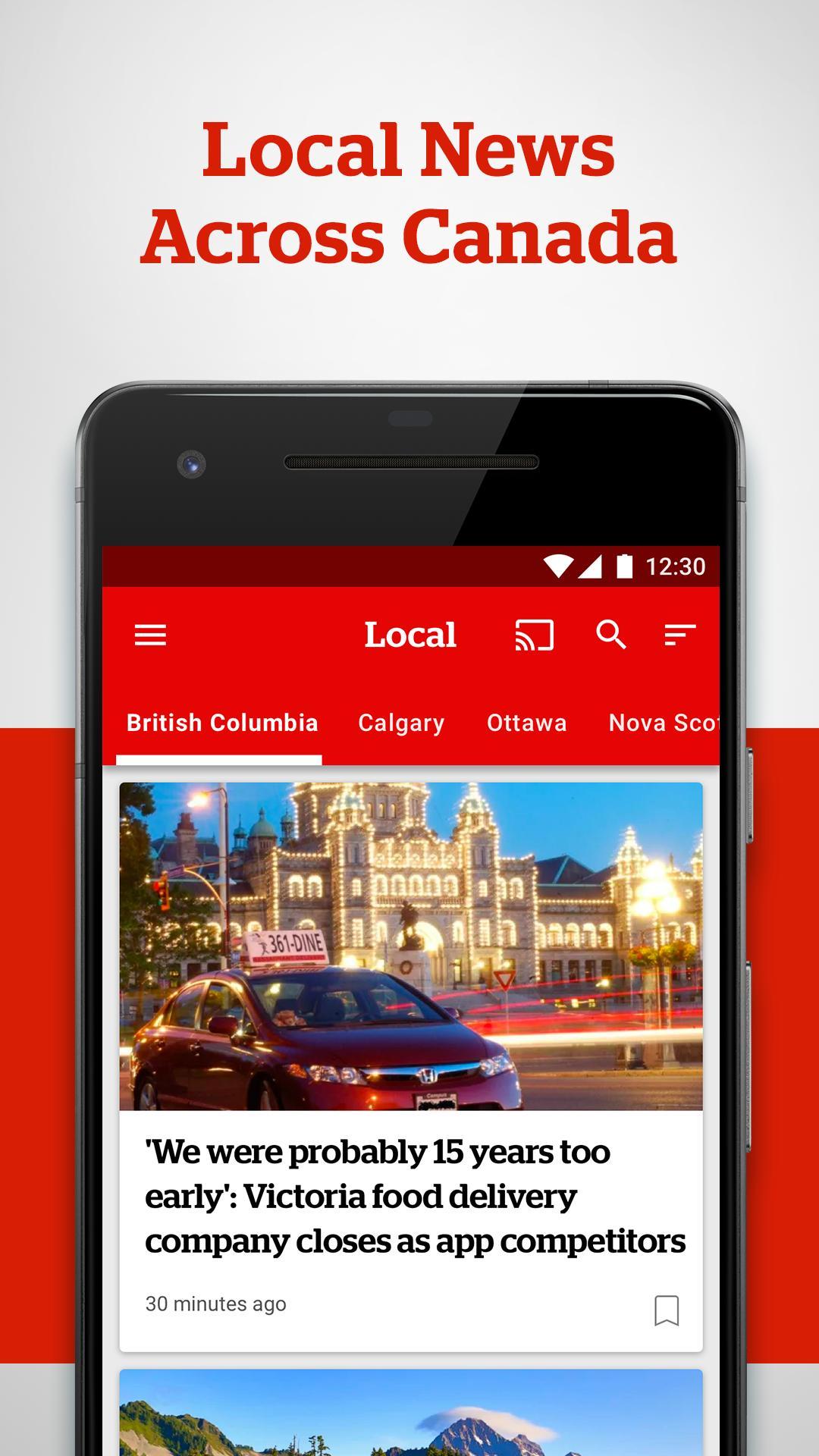 CBC News 4.3.1 Screenshot 3