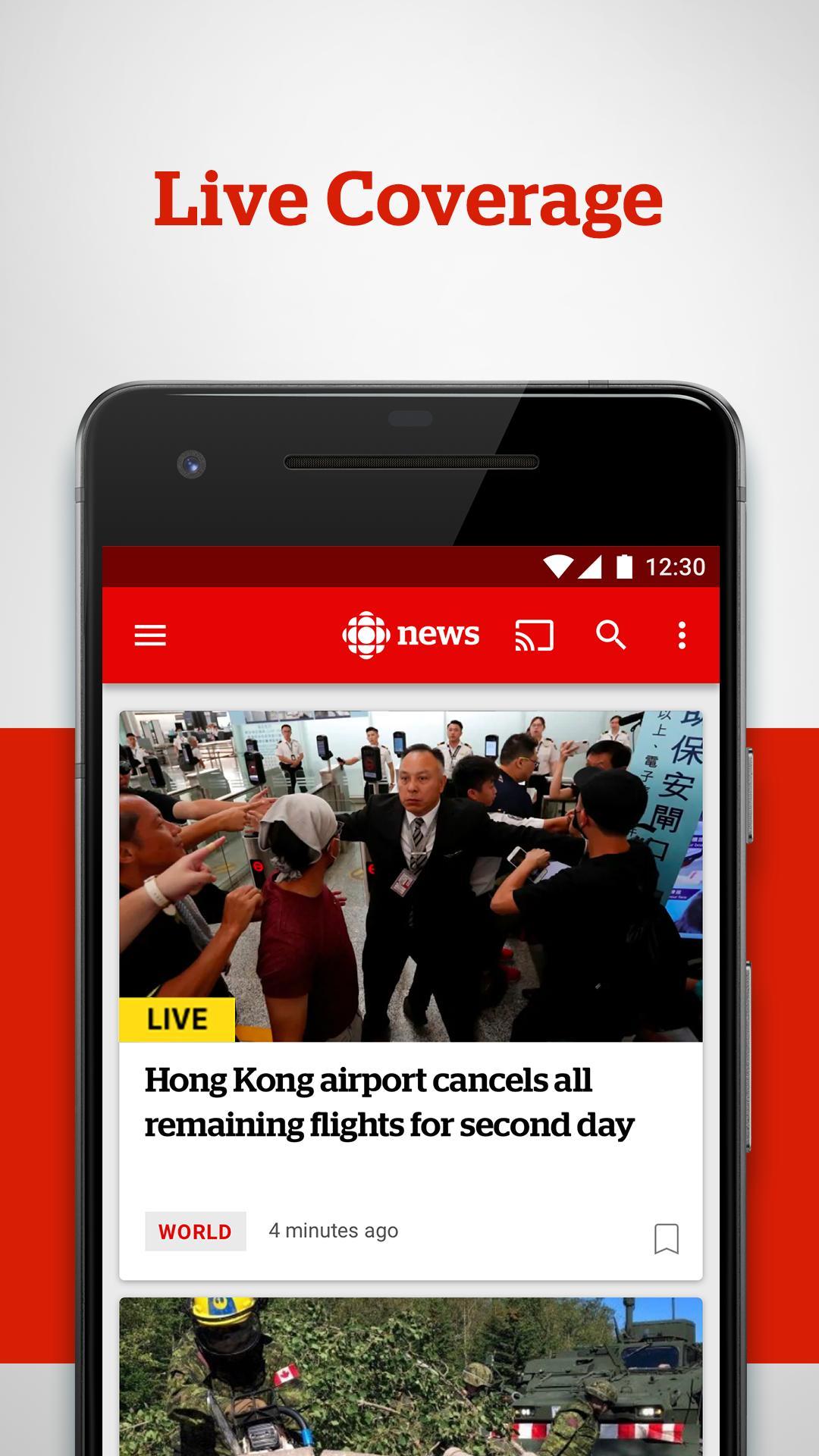 CBC News 4.3.1 Screenshot 4