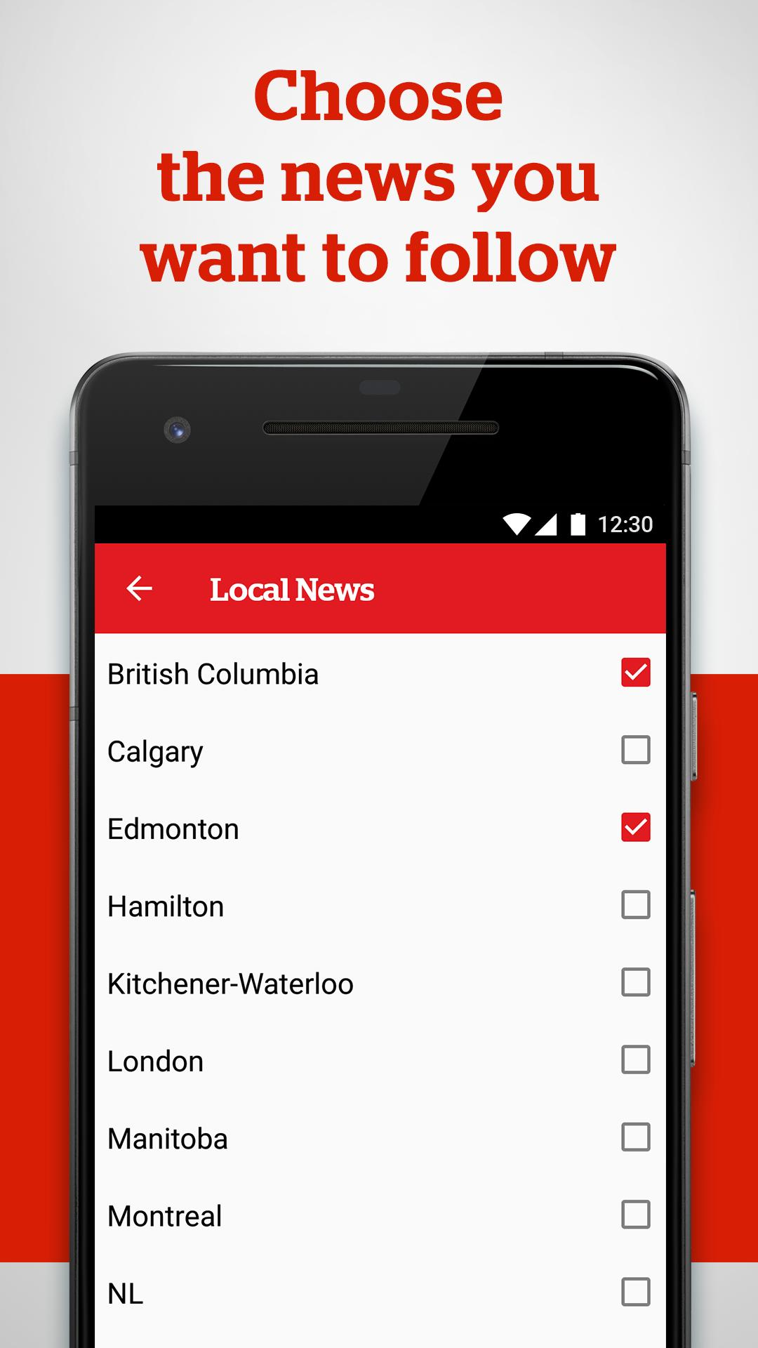CBC News 4.3.1 Screenshot 5