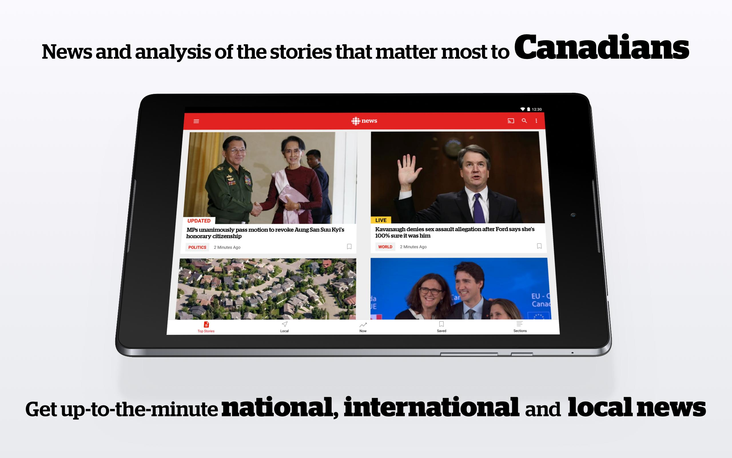 CBC News 4.3.1 Screenshot 7