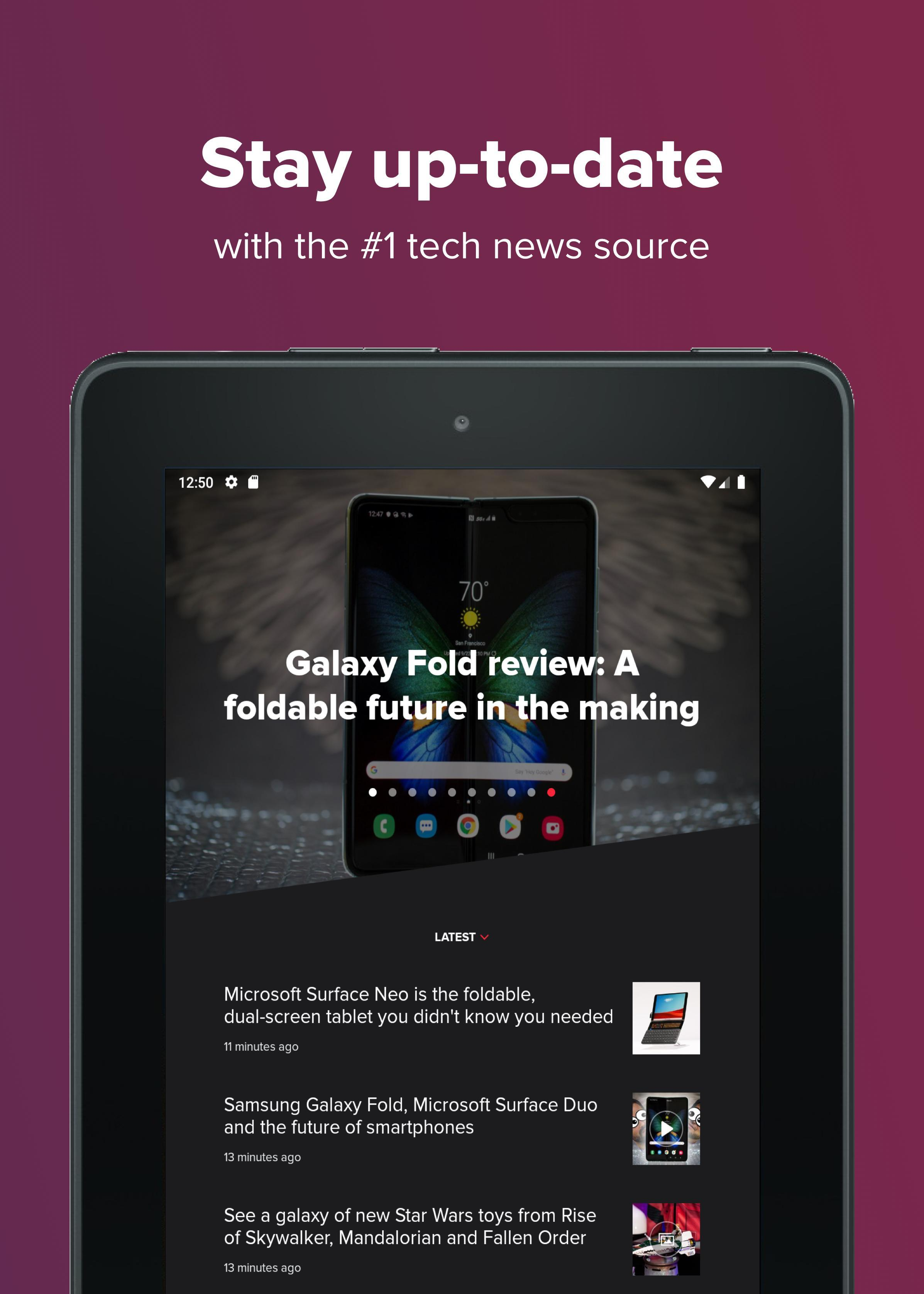 CNET Best Tech News, Reviews, Videos & Deals 4.5.3 Screenshot 13