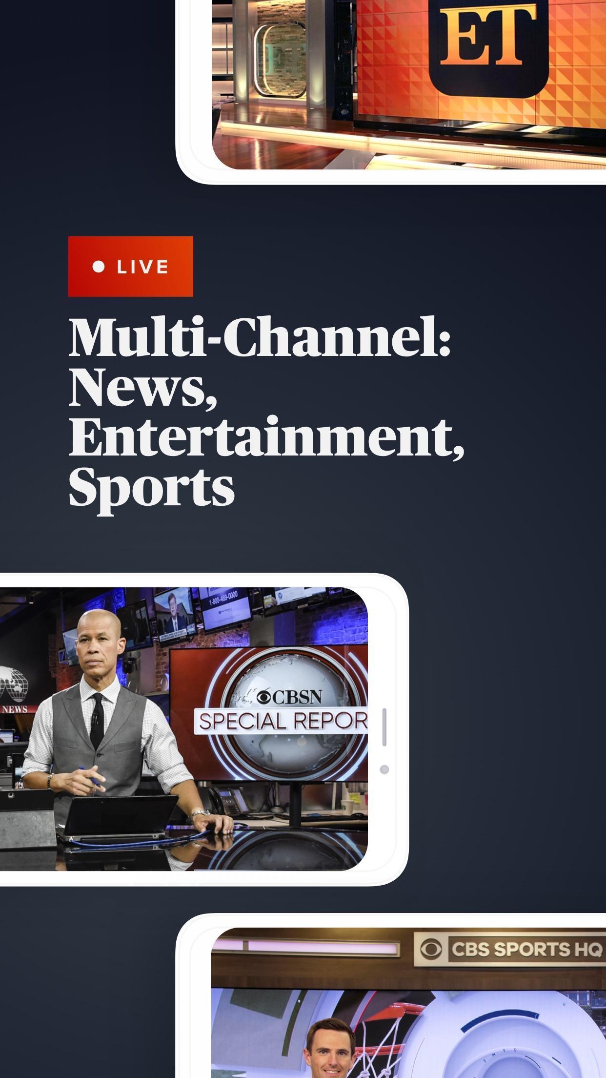 CBS News Live Breaking News 4.1.8 Screenshot 2