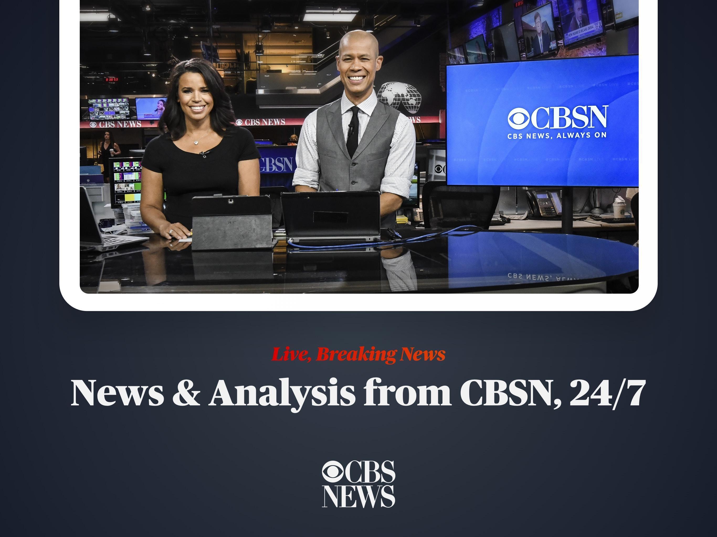 CBS News Live Breaking News 4.1.8 Screenshot 5