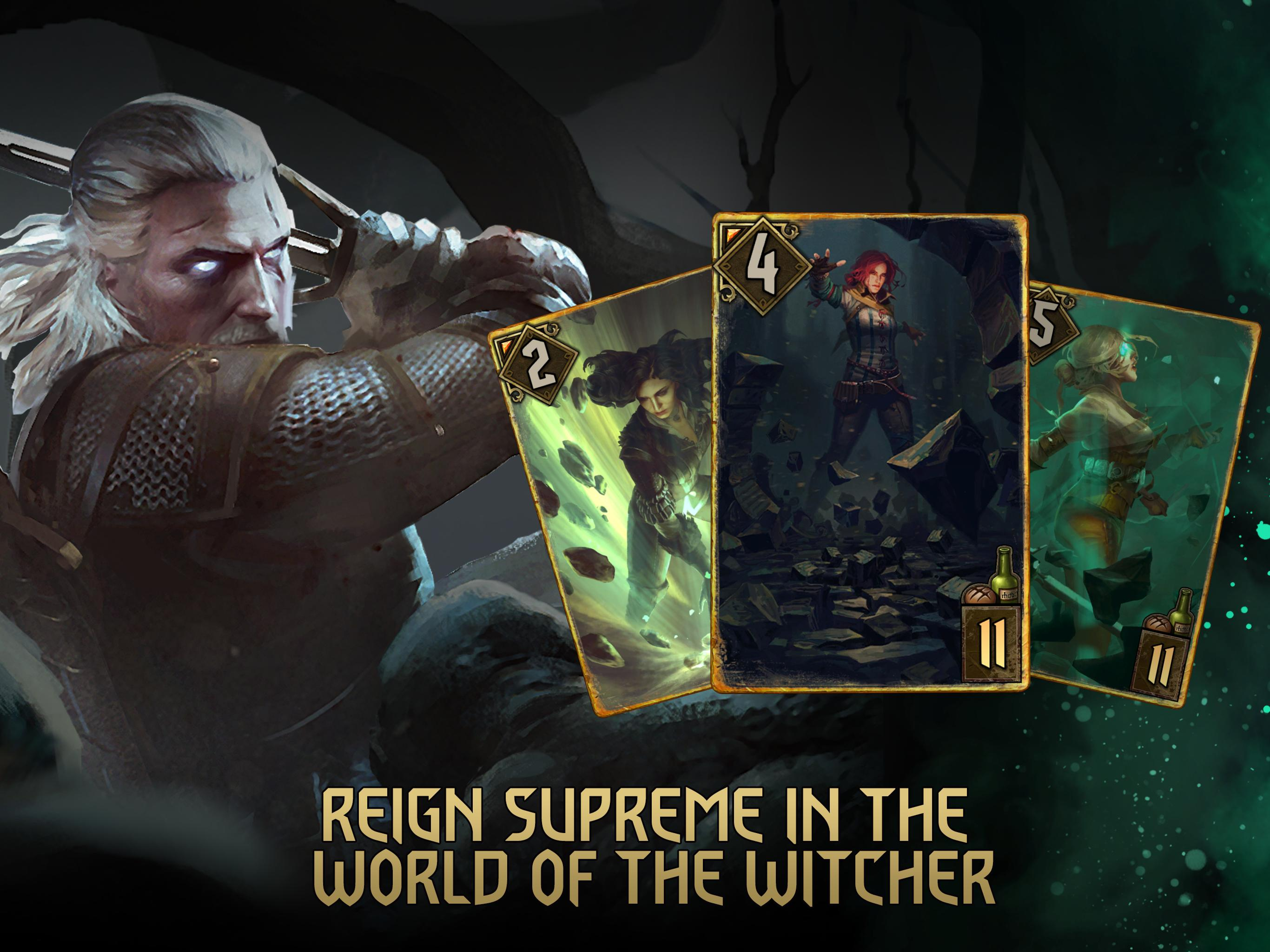 GWENT: The Witcher Card Game 7.4 Screenshot 12