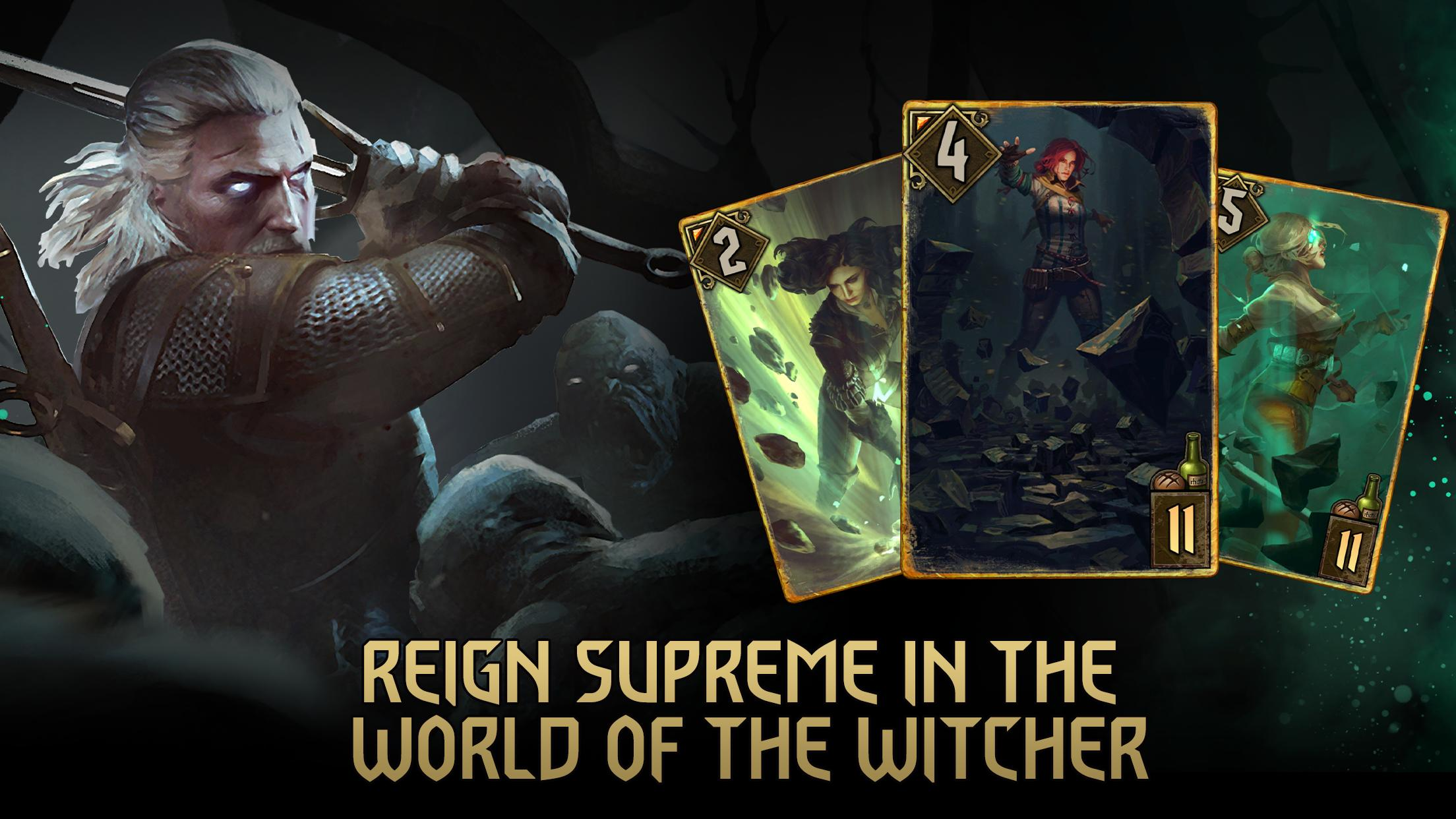 GWENT: The Witcher Card Game 7.4 Screenshot 6