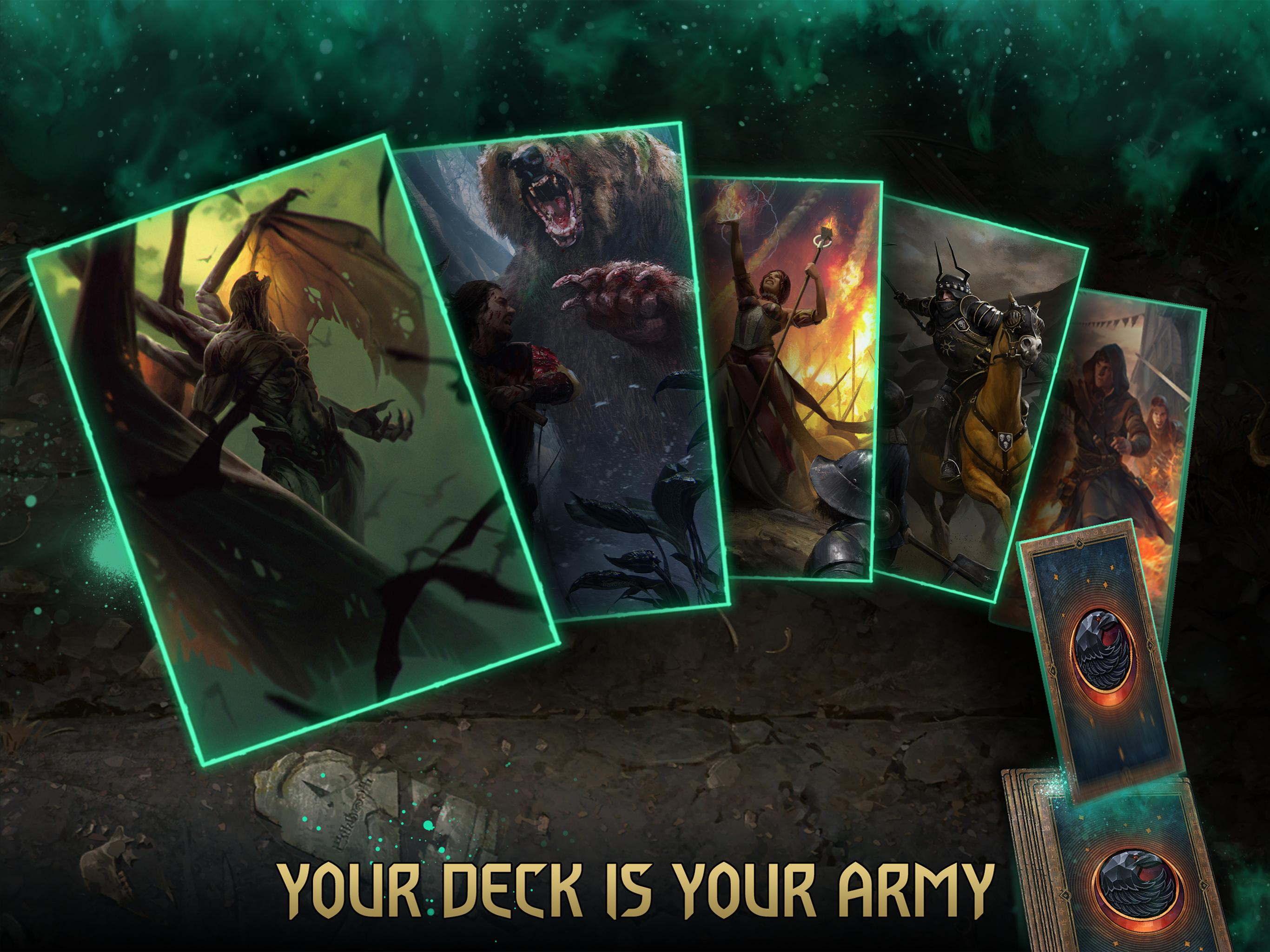 GWENT: The Witcher Card Game 7.4 Screenshot 7