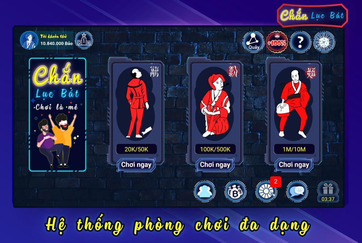 Chắn Lục Bát Chan Dan Gian 1.2.99 Screenshot 1