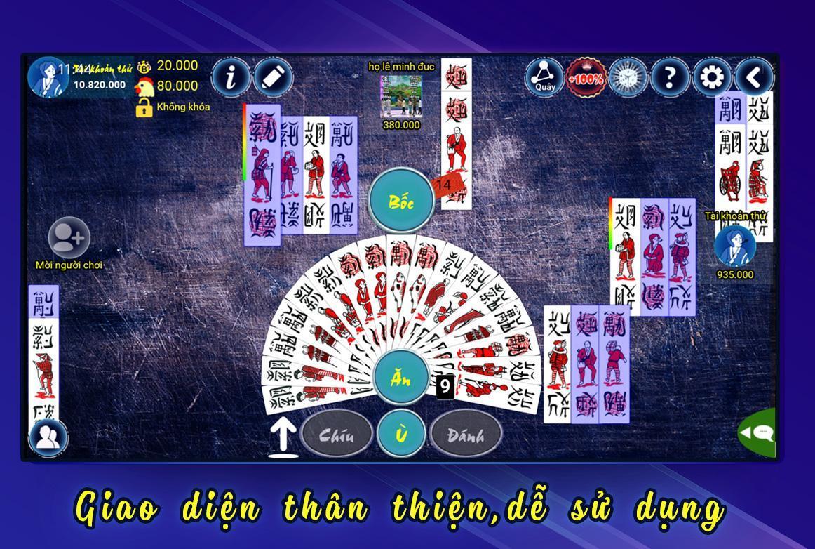 Chắn Lục Bát Chan Dan Gian 1.2.99 Screenshot 3