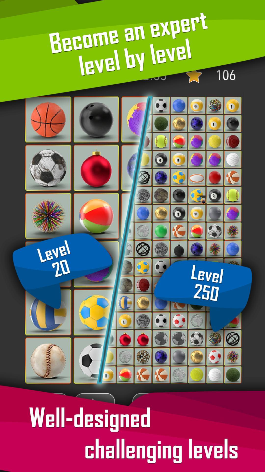 Onnect Pair Matching Puzzle 2.8.4 Screenshot 4