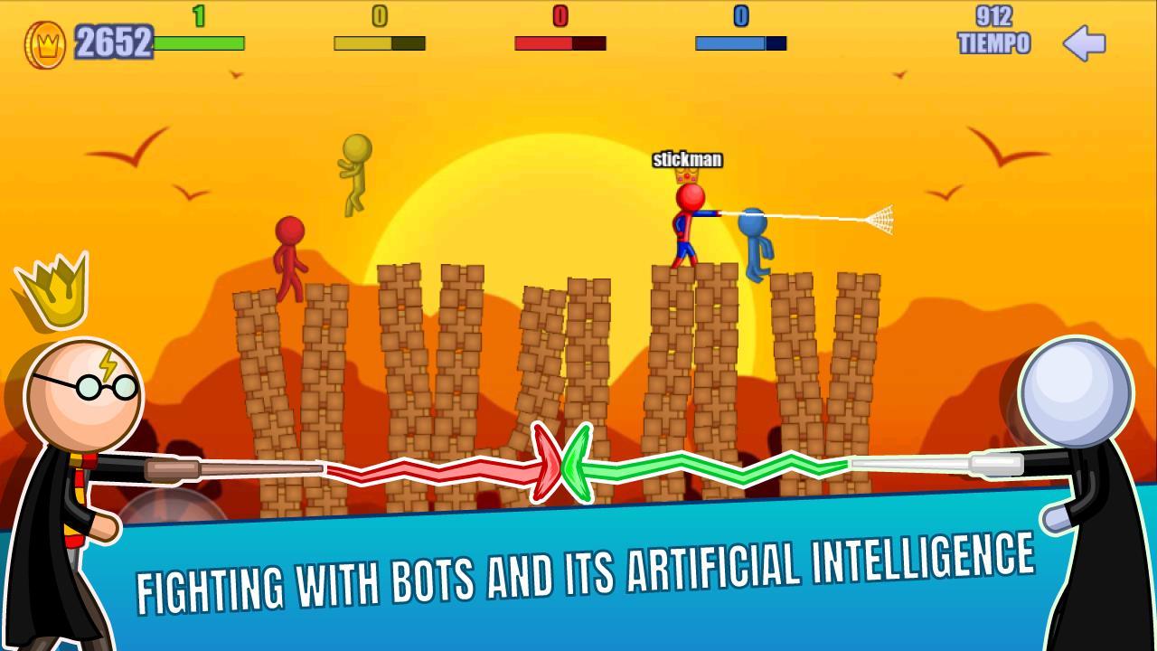 Stick Fight Online: Multiplayer Stickman Battle 2.0.30 Screenshot 24