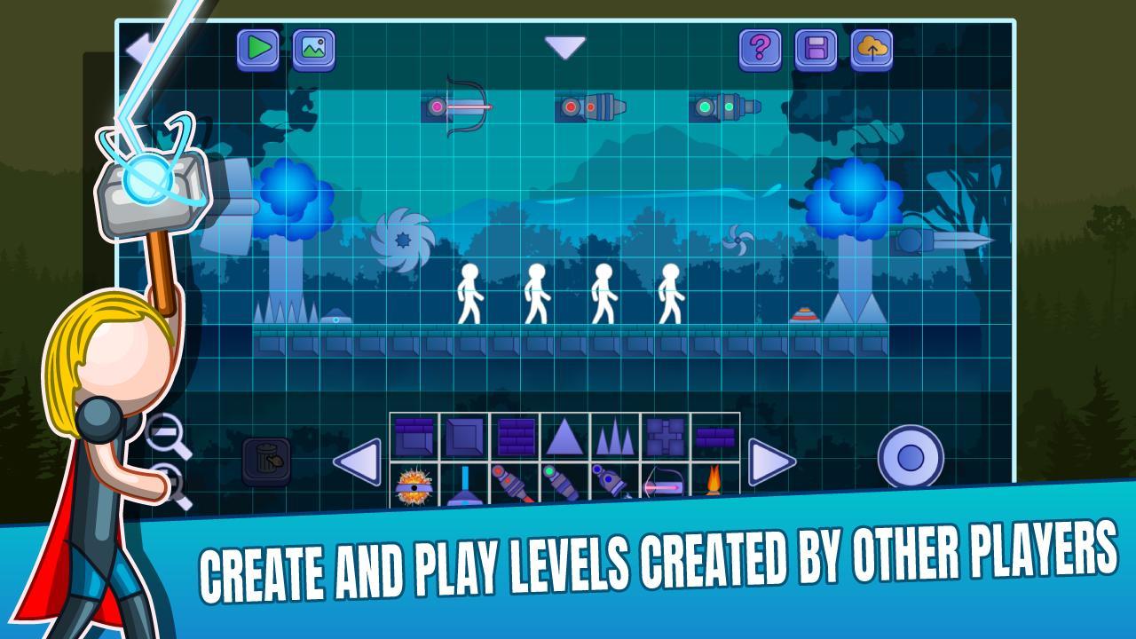 Stick Fight Online: Multiplayer Stickman Battle 2.0.30 Screenshot 4