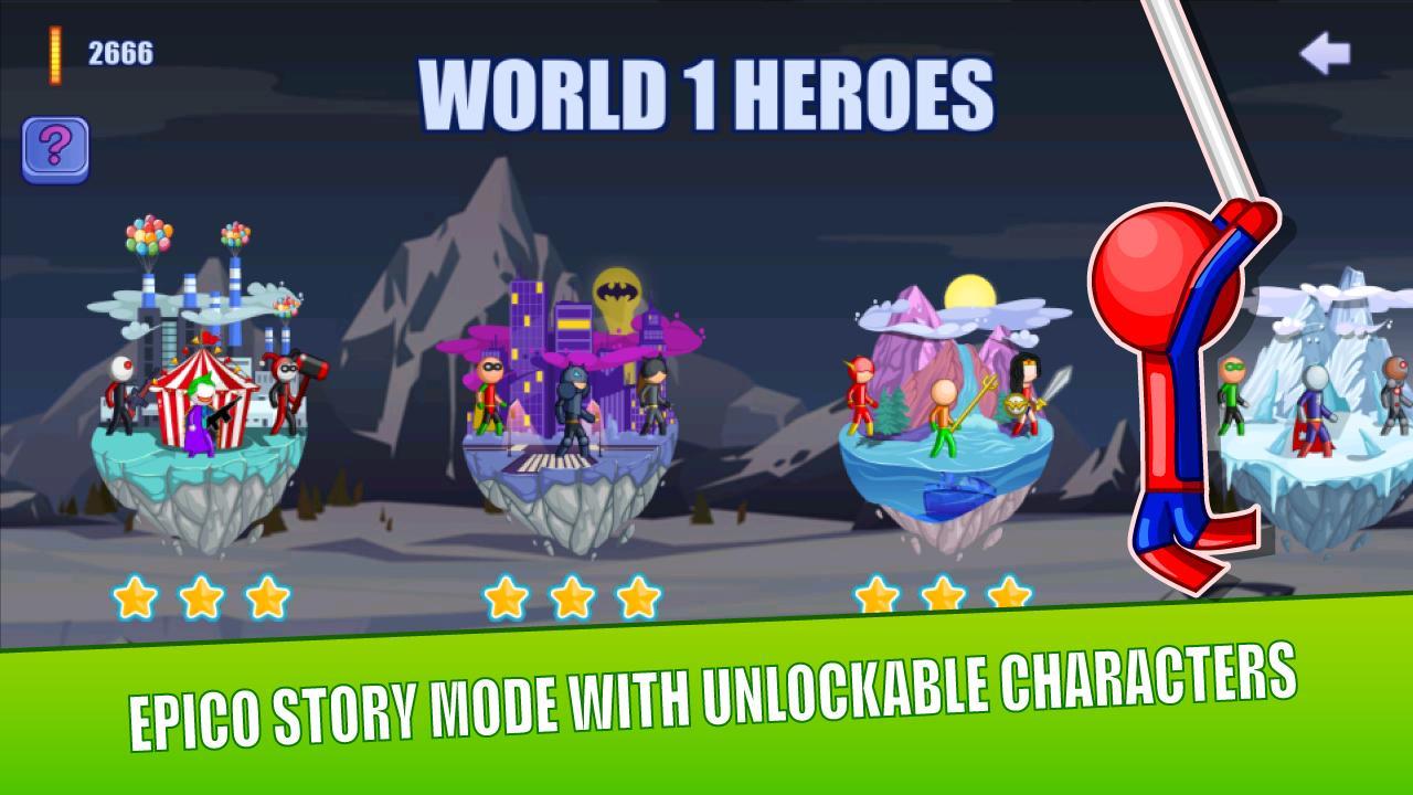 Stick Fight Online: Multiplayer Stickman Battle 2.0.30 Screenshot 5
