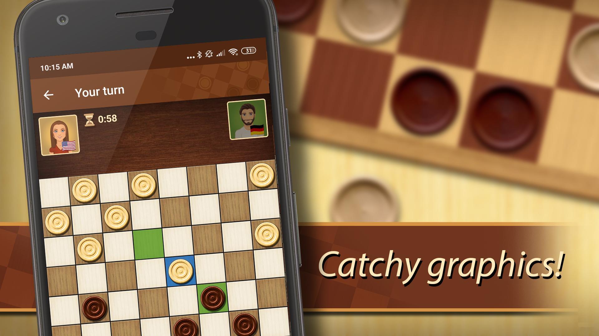 Checkers 1.79.1 Screenshot 1