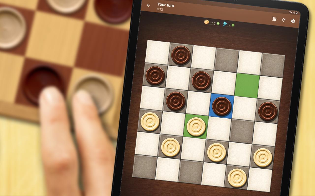 Checkers 1.79.1 Screenshot 10