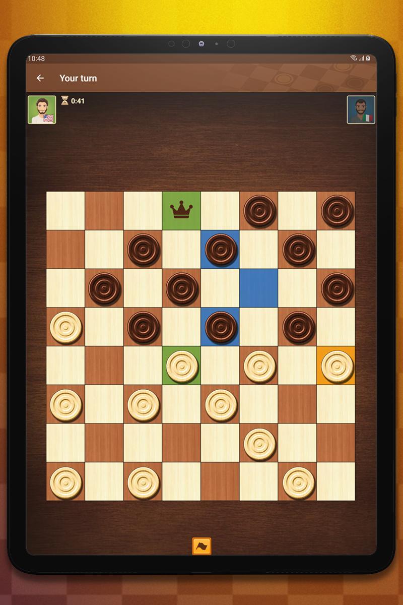 Checkers 1.79.1 Screenshot 11