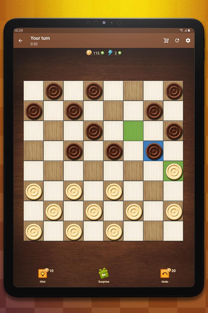 Checkers 1.79.1 Screenshot 13