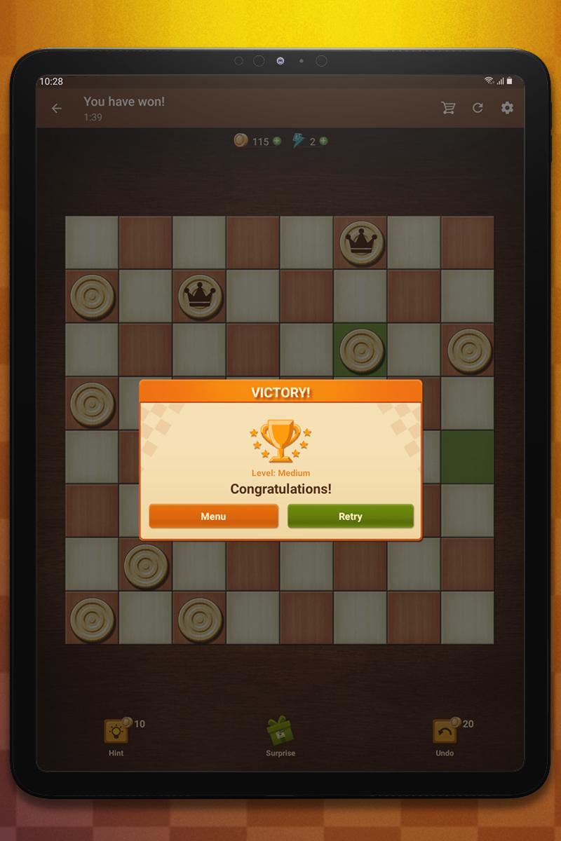 Checkers 1.79.1 Screenshot 16