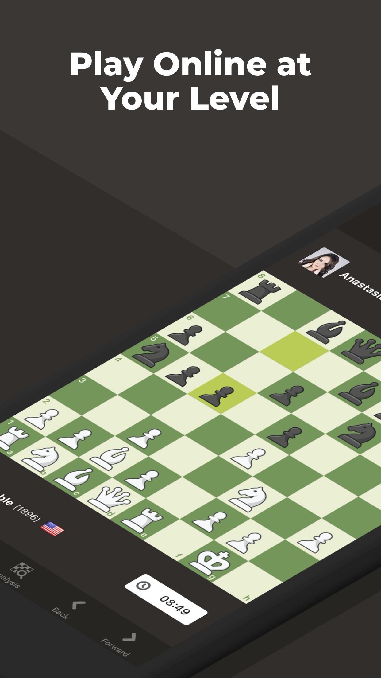 Chess · Play & Learn 4.2.0-googleplay Screenshot 1
