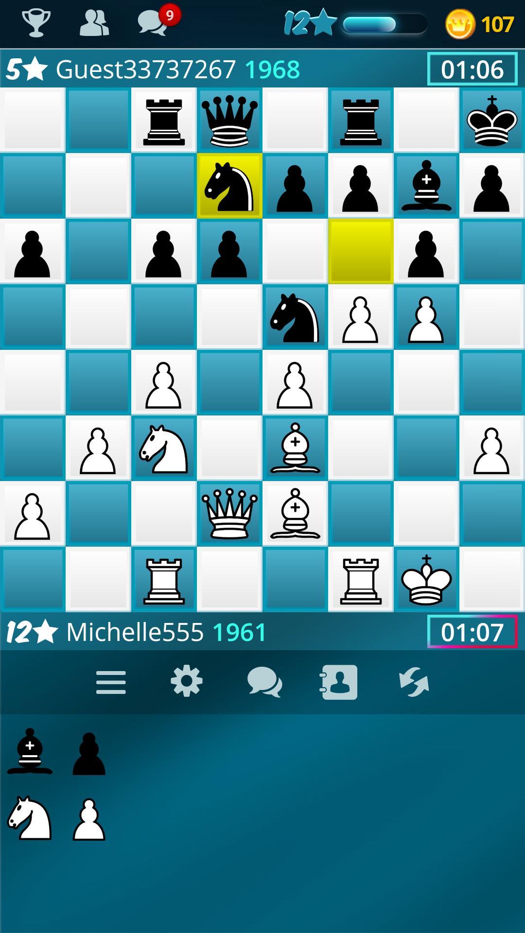 Chess Online 4.9.3 Screenshot 2