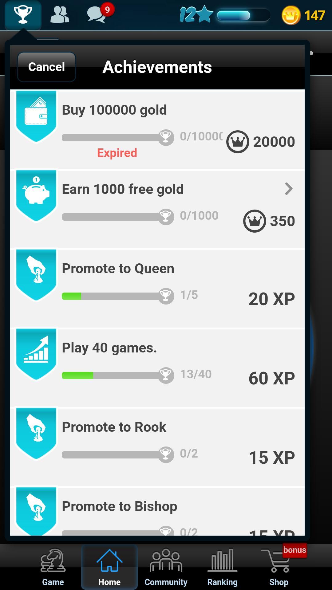 Chess Online 4.9.3 Screenshot 8