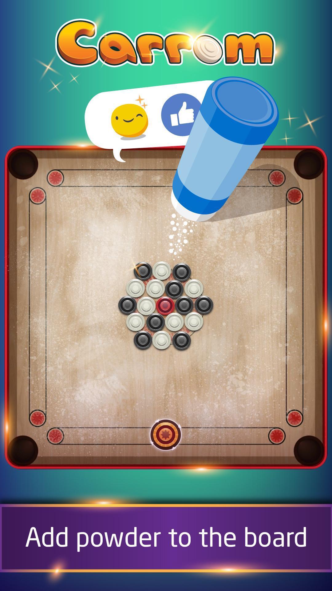 Carrom كيرم - Online pool game 1.8.2 Screenshot 2