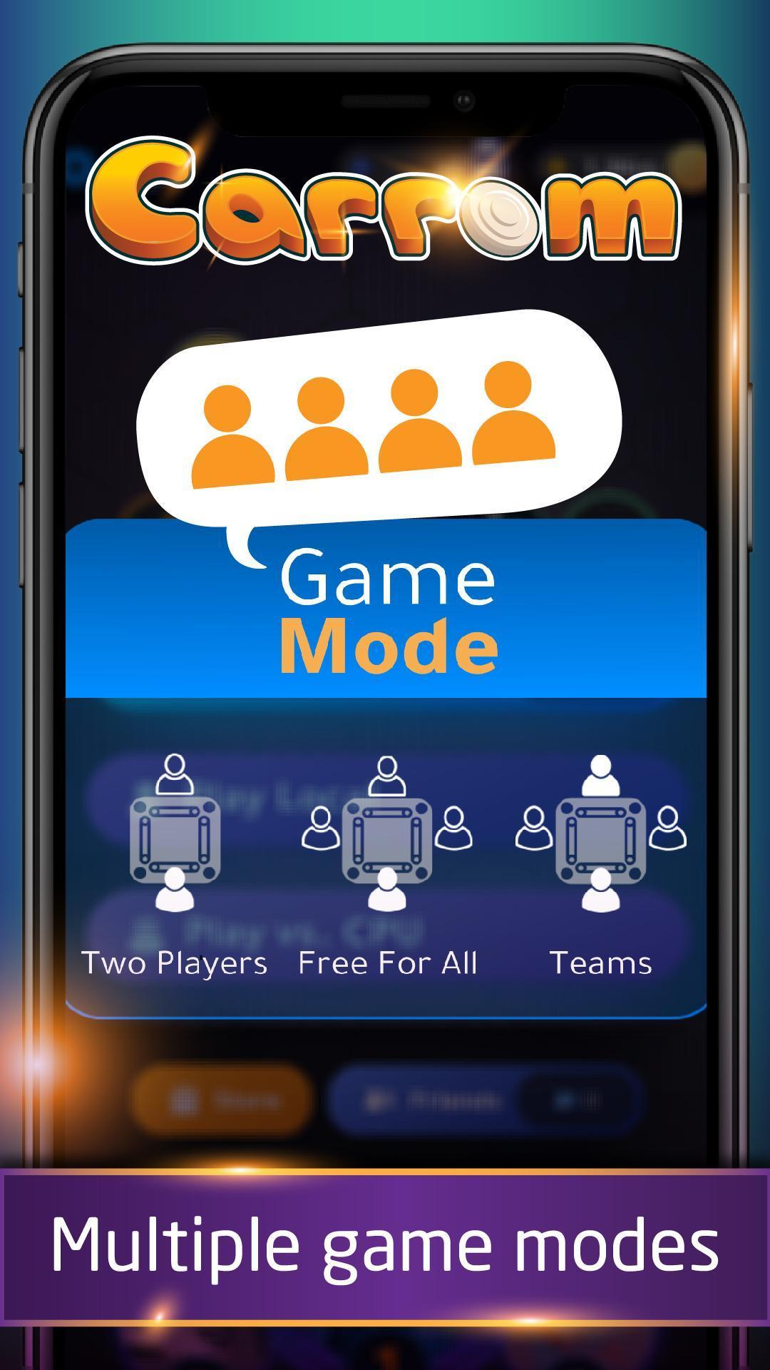 Carrom كيرم - Online pool game 1.8.2 Screenshot 3