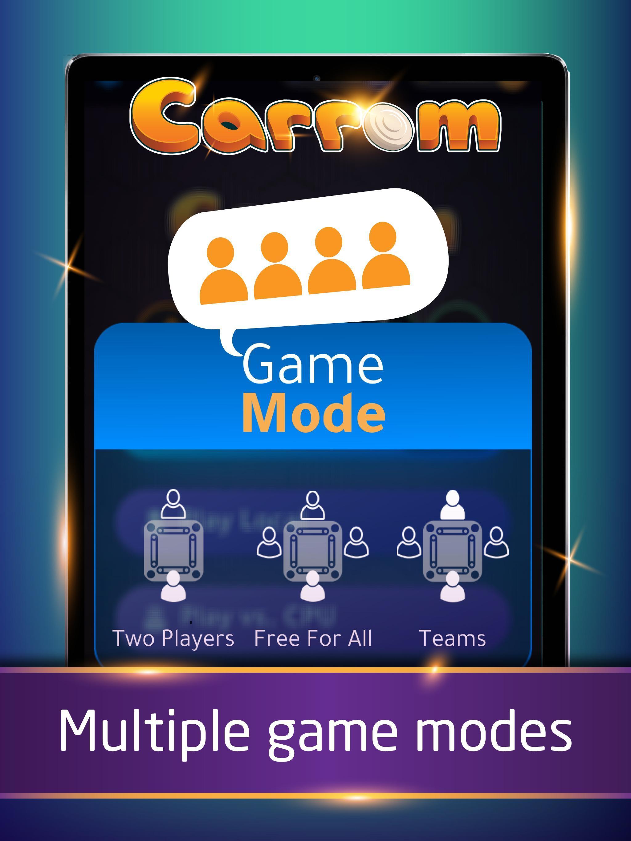 Carrom كيرم - Online pool game 1.8.2 Screenshot 9