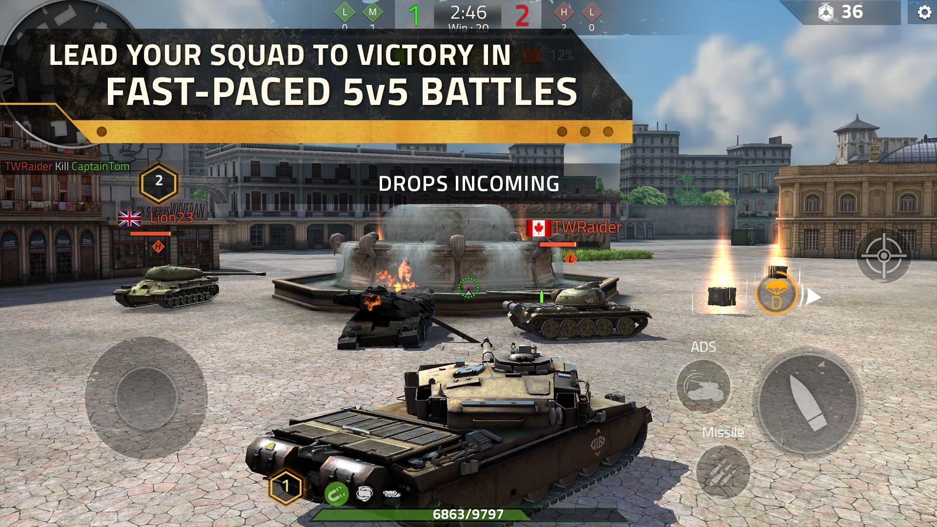Iron Force 2 1.5.1.1 Screenshot 1