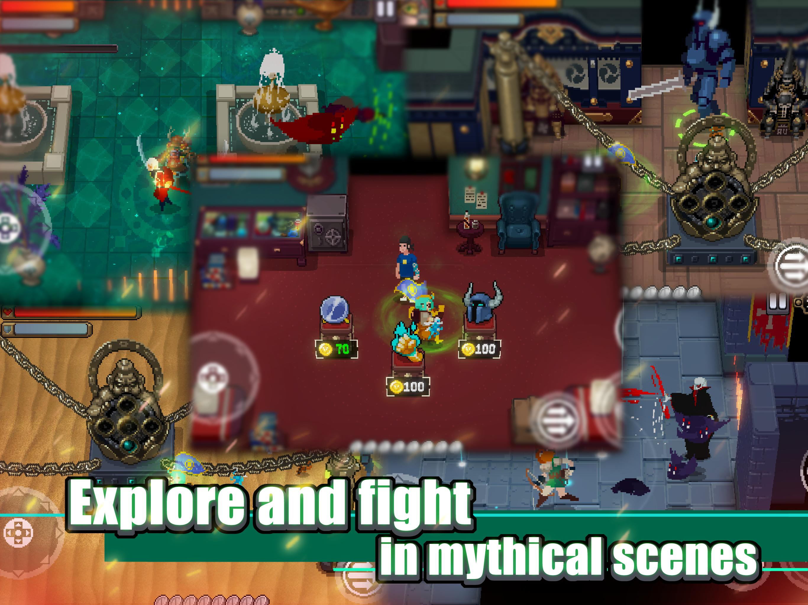 Otherworld Legends 1.1.1 Screenshot 12