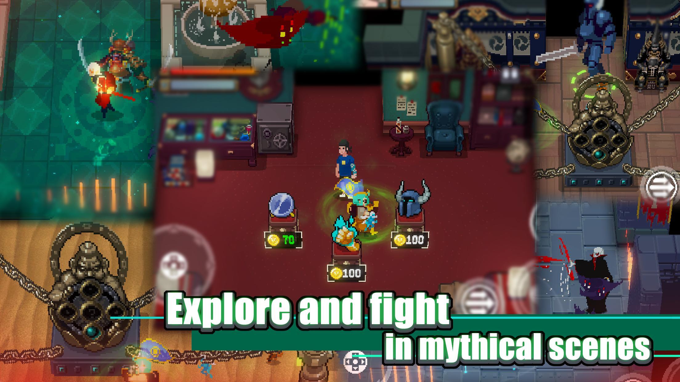Otherworld Legends 1.1.1 Screenshot 4